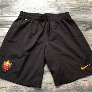 Nike Roma soccer shorts